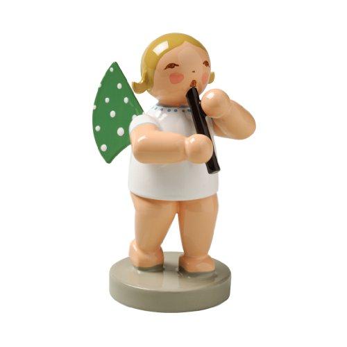 Wendt & Kühn Engel mit Blockflöte Größe 5-6 cm