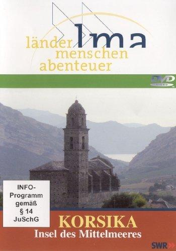 Korsika - Insel des Mittelmeeres (Reihe: L?nder . Menschen . Abenteuer) ca. 44 Minuten [DVD]