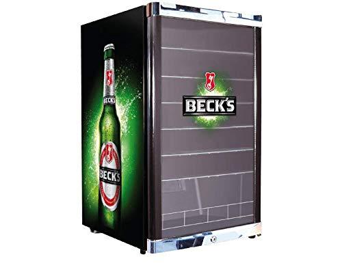 HUSKY Flaschenkühlschrank HIGHCUBE HUS-HC241 Becks Mini-Kühlschrank Cube 130l A+