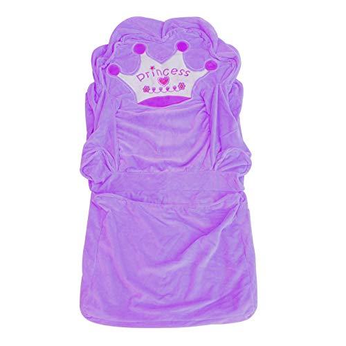 NUOBESTY Funda protectora para sillón infantil, elástica, para niños, color lila (sofá no incluido)