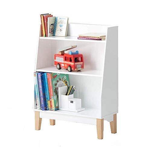 CCSU Revistero bastidores Librería Simple Moderno de los Niños Estantería Simple Locker Móvil Pequeña Librería Multi-función Locker a+