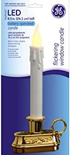 NICOLAS HOLIDAY 78208 9.5-Inch LED Win Candle
