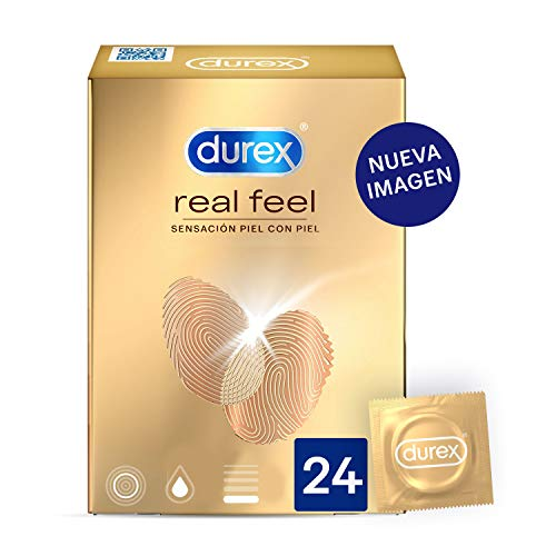 Durex Sensitive Kondome Real Feel – 24 Kondome