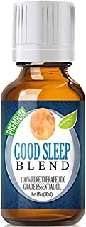 Good Sleep Essential Oil Blend - 100% Pure Therapeutic Grade Good Sleep Blend Oil - 30ml