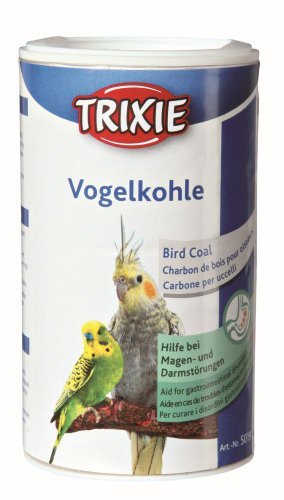 Charbon pour oiseaux, 20 g - favorise la digestion naturelle