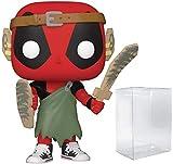 LARP Deadpool Pop #780 Pop Marvel Deadpool Vinyl Figure (Bundled with EcoTek Protector to Protect Di...