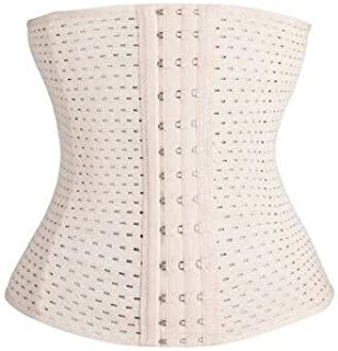 3-Row Hook Waist Trainer Hot Shapers Corset Slimming Shape wear Women Body Shaper Slimming Modeling Strap Belt