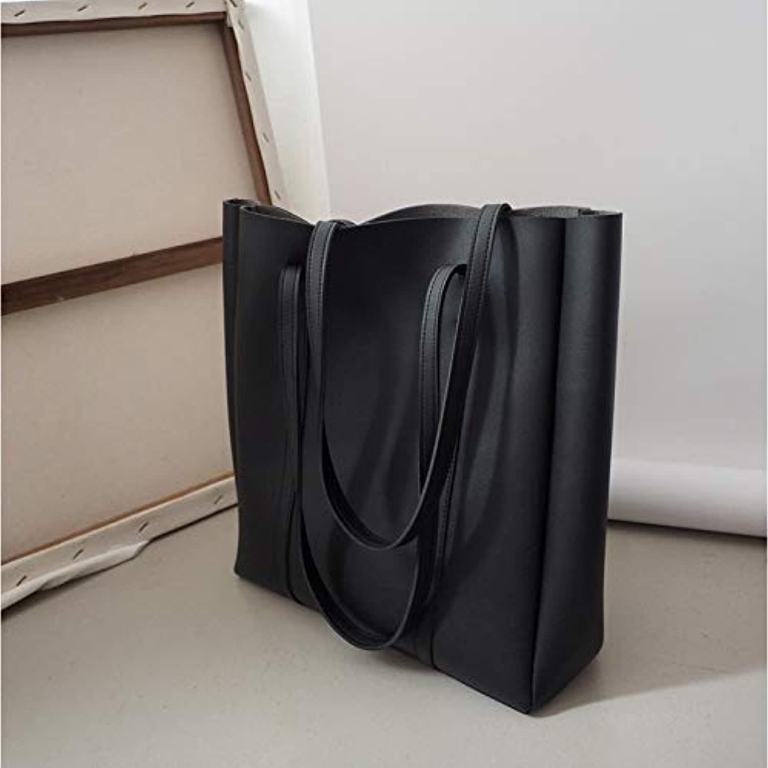 WANGZHAO Women's Bag, Fashion Bag, Big Capacity, Single Shoulder Bag, Casual, Casual, Mother Bag.