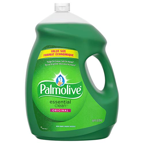 Palmolive Liquid Dish Soap, Essential Clean Original, 5L