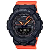 Casio GMAB800SC1A4 G-Shock Women Women's Watch Orange 50.7mm Resin