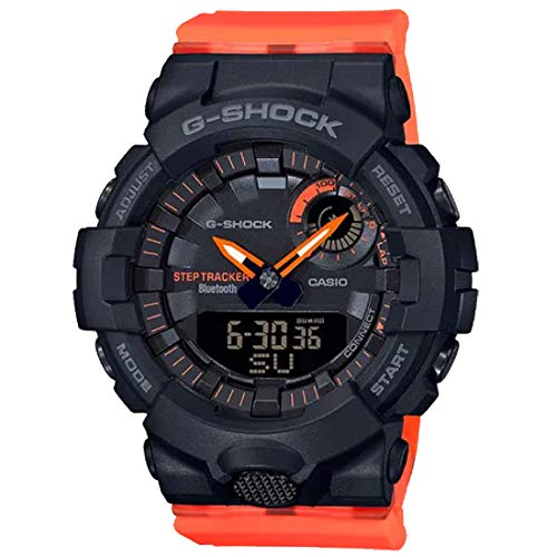 Casio G-Shock Men's GMAB800SC1A4 Analog-Digital Watch Black