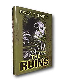 Rare The Ruins SIGNED by SCOTT SMITH Mint Cemetery Dance Limited Hardback 1/748