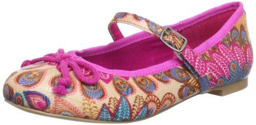 dockers bunter Ballerina Damenschuhe Damen Schuhe Textil Sommerschuhe 0314 Top EU 37