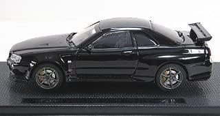 EBBRO 1/43 Nissan Skyline GT-R R34 V Spec II Black (japan import) by MM P