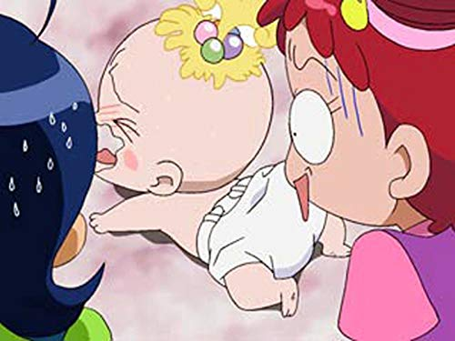第2話 赤ちゃん育ては、も~たいへん!