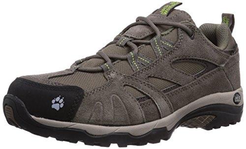 Jack Wolfskin VOJO HIKE TEXAPORE WOMEN, Wanderschuhe für Damen aus wasserfestem und atmungsaktivem Material, Outdoor Schuhe mit robuster und gut dämpfender Sohle