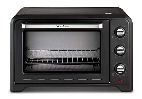 Moulinex Optimo OX487810 - Horno eléctrico (39 L), color negro