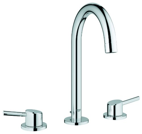 GROHE Concetto 3-gats wastafelkraan 20216001