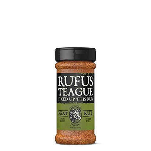 Rufus Teague Meat Rub - 184g (6.5 oz)