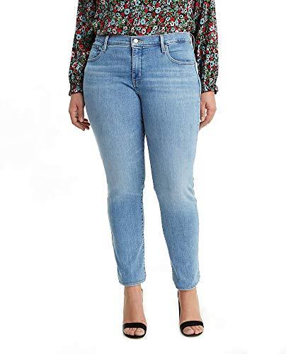 Levi's - Jeans skinny da donna, taglie forti 311 - Blu - 52 Regolare