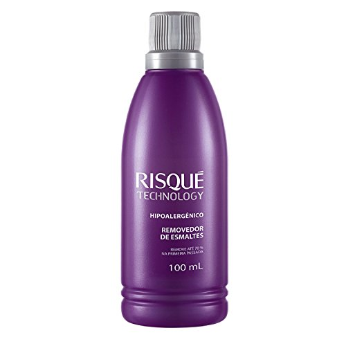 Removedor de Esmalte Technology, Risqué, 100 ml