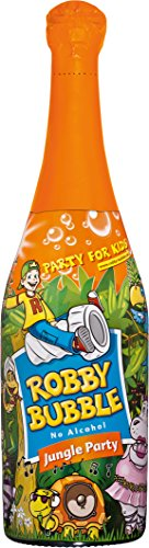 Robby Bubble Jungle Party, 6er Pack (6 x 750 g)