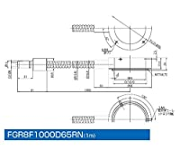 SCHOTT リングライトガイド FGR8F1000D65RN