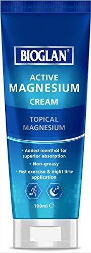 Bioglan Aktiv Magnesium Creme | Muskelunterstützung | 100 ml