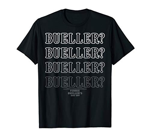Ferris Bueller's Day Off Missing from Classroom T-shirt for Men, Women