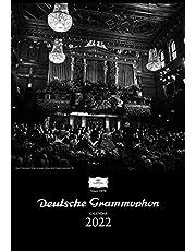 【カレンダー】ドイツ・グラモフォン クラシック・カレンダー2022 (完全予約生産限定)
