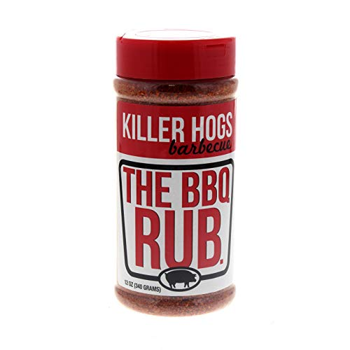 Killer Hogs The BBQ Rub 16 Oz by Volume