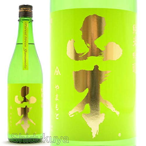 秋田県 山本合名 山本 ( やまもと ) 純米吟醸 美郷錦 瓶燗火入れ 急速冷却 低温瓶貯蔵 720ml