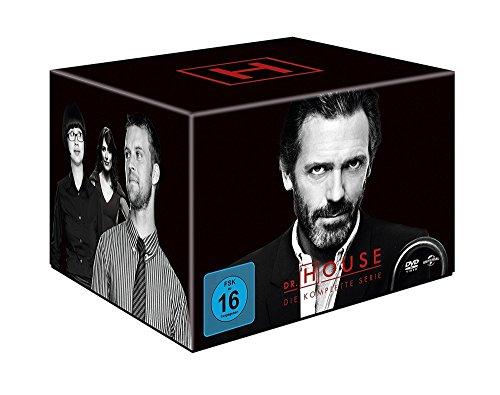 Dr. House - Die komplette Serie, Season 1-8 (46 Discs) [DVD]