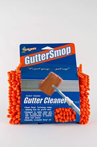 CHOMP Microfiber Gutter Cleaner Tool For Rain Gutters