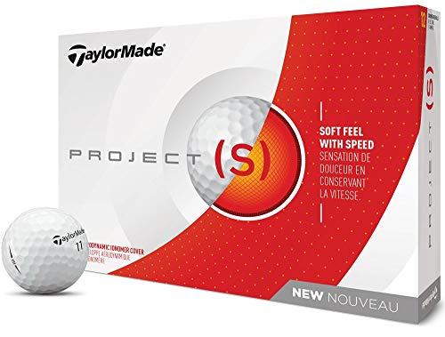 TaylorMade Projd(s) Golfbälle Dutzend Einheitsgröße weiß