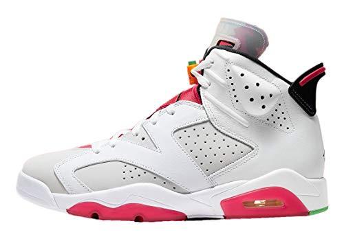 Nike - Air Jordan 6 Retro Hare - CT8529062 - Colore: Bianco - Taglia: 43 EU