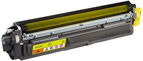 Brother Original Tonerkassette TN-242Y gelb (für Brother HL-3142CW, HL-3152CDW, HL-3172CDW, DCP-9017CDW, DCP-9022CDW, MFC-9142CDN, MFC-9332CDW, MFC-9342CDW)