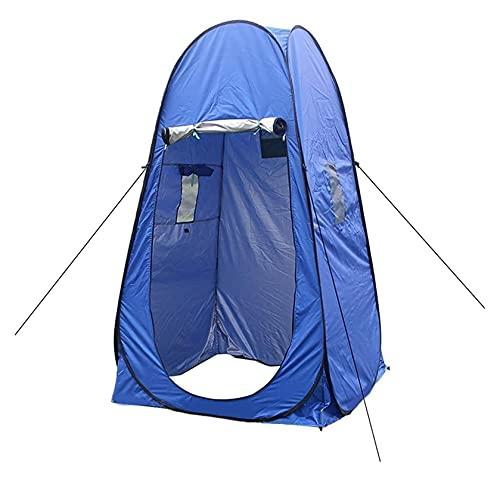 Tienda de aseo para baño de playa de camping, Camping Tent Pop-Up Camping Impermeable Aseo Tienda Tienda Ducha Privacidad Playa Portátil Cambio Tienda Sombrilla Sombrilla Bebé Toldo al aire libre Tien