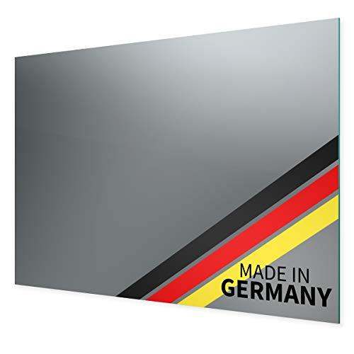 Spiegel ID Cristal: KRISTALLSPIEGEL rechteckig - nach Wunschmaß und Verschiedene Formen - Made in Germany - Auswahl: Breite 40 cm x Höhe 60 cm