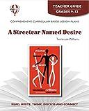 A Streetcar Named Desire - Teacher Guide by Novel Units