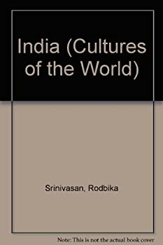 Library Binding India (Cultures of the World) Book