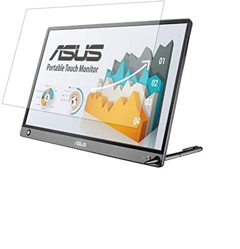 ClearView(クリアビュー) Asus ZenScreen MB16AMT 15.6インチ用【高硬度9Hアンチグレアタイプ】液晶保護フィルム 反射防止!高硬度9Hフィルム