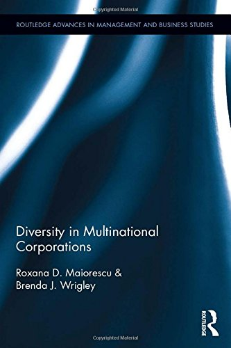 Diversity in Multinational Corporations (Routledge Advances in Management and Business Studies, Band 67)