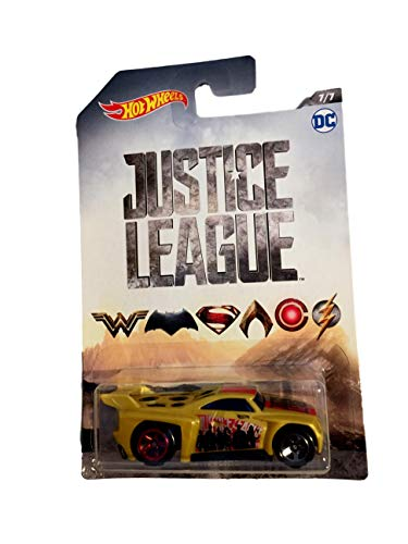 Unbekannt Hot Wheels Justice League Set in 1:64 7 ´ er Set