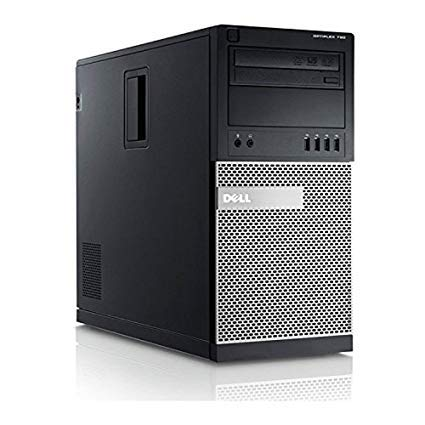 Dell Optiplex Gaming PC, Intel Core i5, 16GB RAM, 480GB SSD, Nvidia GTX 1650 Graphics Card, Windows 10 (Generalüberholt)