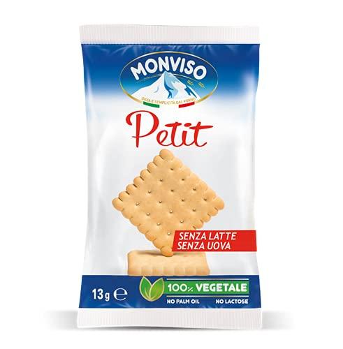 MONVISO Biscotto petit monoporzione 13gr, 150 pezzi