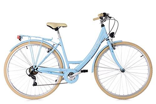 KS Cycling Damenfahrrad 28'' Toscana blau RH48cm