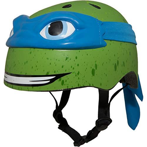 Teenage Mutant Ninja Turtle Youth Leonardo Helmet, Blue