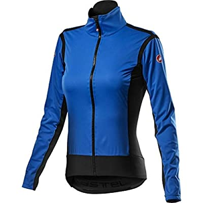 Castelli Women's Alpha ROS 2 Light Cycling Jacket - Rescue Blue - B20554 (Rescue Blue - M)
