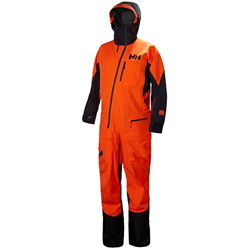 Helly Hansen Herren Ullr Powder Suit Sport-Sets, orange, XXL